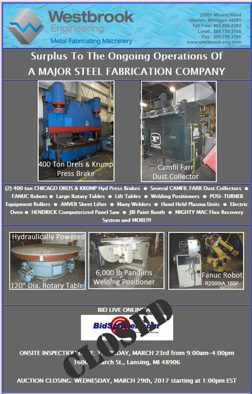 Surplus-to-the-Ongoing-Operations-of-a-Major-Steel-Fabrication-Company_auctions_gallery